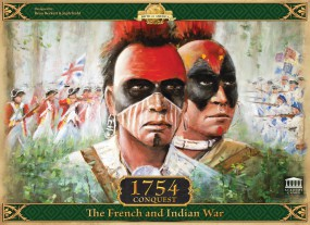 1754 - Conquest - The French and Indian war