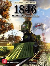 1846: The Race for the Midwest - Reprint (englisch)
