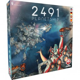 2491: Planetship (deutsch / englisch)