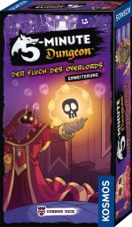 5-Minute Dungeon - Der Fluch des Overlords Erweiterung