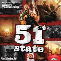 51st State Master Set (deutsch)