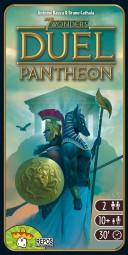 7 Wonders Duel - Pantheon Erweiterung