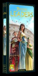 7 Wonders - Leaders / Anführer Erweiterung - neue Edition