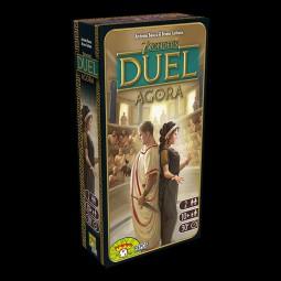 7 Wonders Duel - Agora Erweiterung