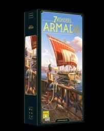 7 Wonders - Armada Erweiterung - neue Edition