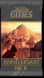 7 Wonders - Cities Anniversary Pack Erweiterung