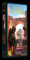 7 Wonders - Cities Erweiterung - neue Edition