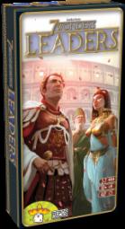 7 Wonders - Leaders / Anführer Erweiterung