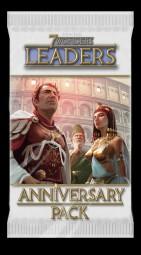 7 Wonders - Leaders Anniversary Pack Erweiterung