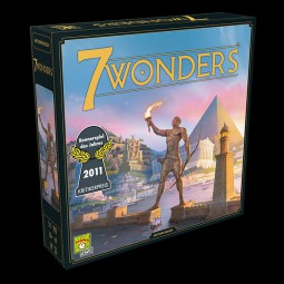 7 Wonders - neue Edition
