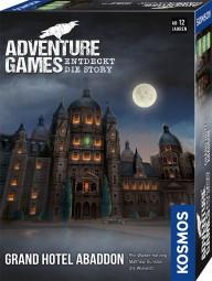 Adventure Games - Grand Hotel Abaddon