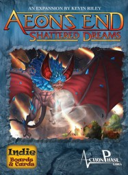 Aeon's end - The new age - Shattered Dreams Expansion