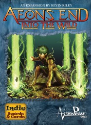 Aeon's end - Into the wild Expansion