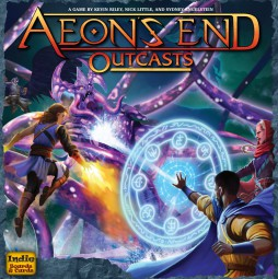 Aeon's end - Outcasts (englisch)