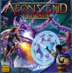 Aeon's end - Outcasts (englisch)