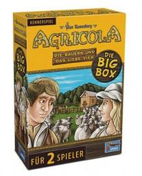 Agricola für 2 Personen - Big Box (deutsch)