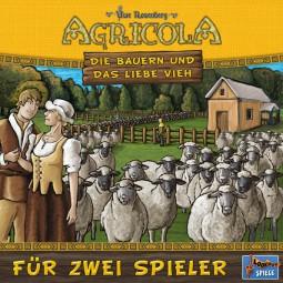 Agricola für 2 - Die Bauern und das liebe Vieh