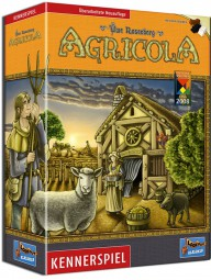 Agricola - Kennerspiel (überarbeitete Neuauflage 2016)