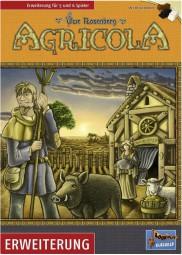 Agricola - Kennerspiel - 5-6 Spieler Erweiterung
