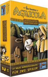 Agricola für 2 - Mehr Ställe für das liebe Vieh