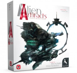Alien Artifacts (deutsch)