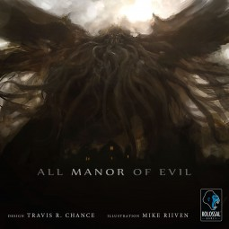 All manor of evil (englisch)
