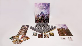 Anachrony (englisch / deutsch) - Exosuit Commander Pack Expansion