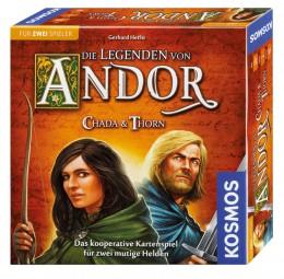 Die Legenden von Andor - Chada & Thorn