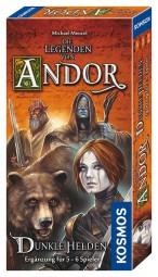 Die Legenden von Andor - Dunkle Helden Erweiterung