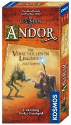 Die Legenden von Andor - Die verschollenen Legenden Erweiterung