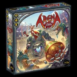 Arena for the gods (deutsch)
