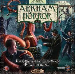 Arkham Horror (deutsch) - Das Grauen von Dunwich Erweiterung