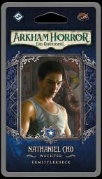 Arkham Horror - Das Kartenspiel - Nathaniel Cho Ermittlerdeck