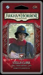 Arkham Horror - Das Kartenspiel - Stella Clark Ermittlerdeck