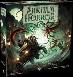 Arkham Horror - 3. Edition (englisch)
