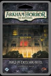Arkham Horror - Das Kartenspiel - Mord im Excelsior-Hotel Szenario Pack