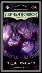 Arkham Horror - Das Kartenspiel - Für das große Ganze Pack