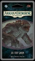 Arkham Horror - Das Kartenspiel - Zu tief drin Pack