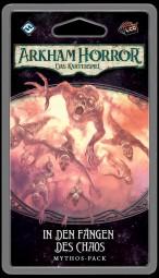 Arkham Horror - Das Kartenspiel - In den Fängen des Chaos Pack