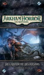 Arkham Horror - Das Kartenspiel - Die Labyrinthe des Irrsinns Szenario Pack