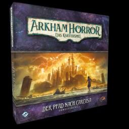 Arkham Horror - Das Kartenspiel - Der Pfad nach Carcosa Erweiterung
