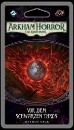 Arkham Horror - Das Kartenspiel - Vor dem Schwarzen Thron Pack