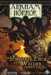 Arkham Horror (deutsch) - Schwarze Ziege der Wälder Erweiterung