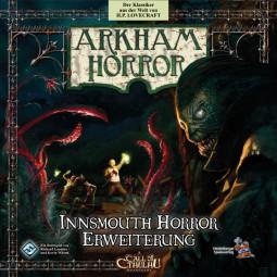 Arkham Horror (deutsch) - Schatten über Innsmouth Horror Erweiterung