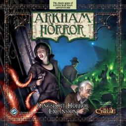 Arkham Horror (deutsch) - Kingsport Horror Erweiterung