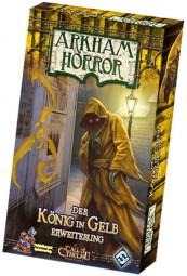 Arkham Horror (deutsch) - König in Gelb Erweiterung
