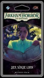 Arkham Horror - Das Kartenspiel - Der Sünde Lohn Pack