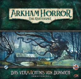 Arkham Horror - Das Kartenspiel - Das Vermächtnis von Dunwich Erweiterung