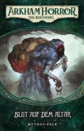 Arkham Horror - Das Kartenspiel - Blut auf dem Altar Pack