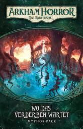 Arkham Horror - Das Kartenspiel - Wo das Verderben wartet Pack